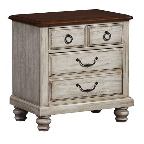 Arrendelle - 2-Drawer Night Stand