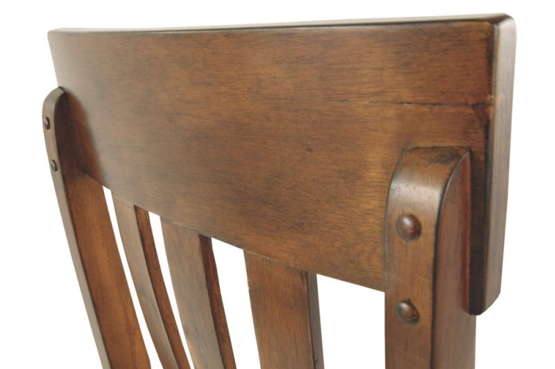 Hidden Additional Dining Uph Side Chair 2 Cn