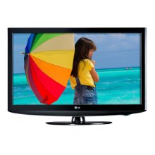 """32"""" class (31.5"""" measured diagonally) LCD Commercial Widescreen Integrated HDTV with HD-PPV Capability"""