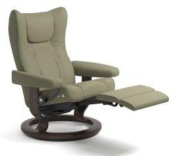 Stressless Wing (L) Classic LegComfort