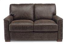 Lomax Leather Loveseat