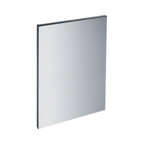 GFV 45/65-1 Int. front panel: W x H, 18 x 28 in with Clean Touch Steel finish for integrated dishwashers.