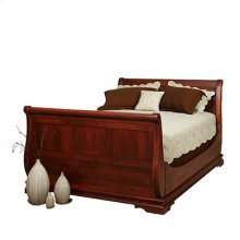 Legacy Heirloom Sleigh Bed with high footboard