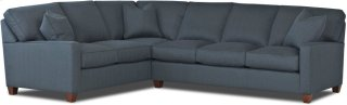 Comfort Design Living Room Ausie Sectional C4035 SECT