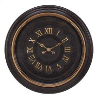 BROWN FINISH WITH GOLD RING / BROWN 3D FACE WITH GOLD ROMAN NUMBERS Product Image