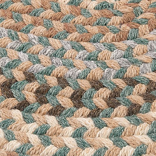 Boston Common Rug BC54 Driftwood Teal 12' X 12'