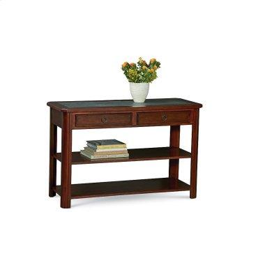 Halsten Sofa/Media Table
