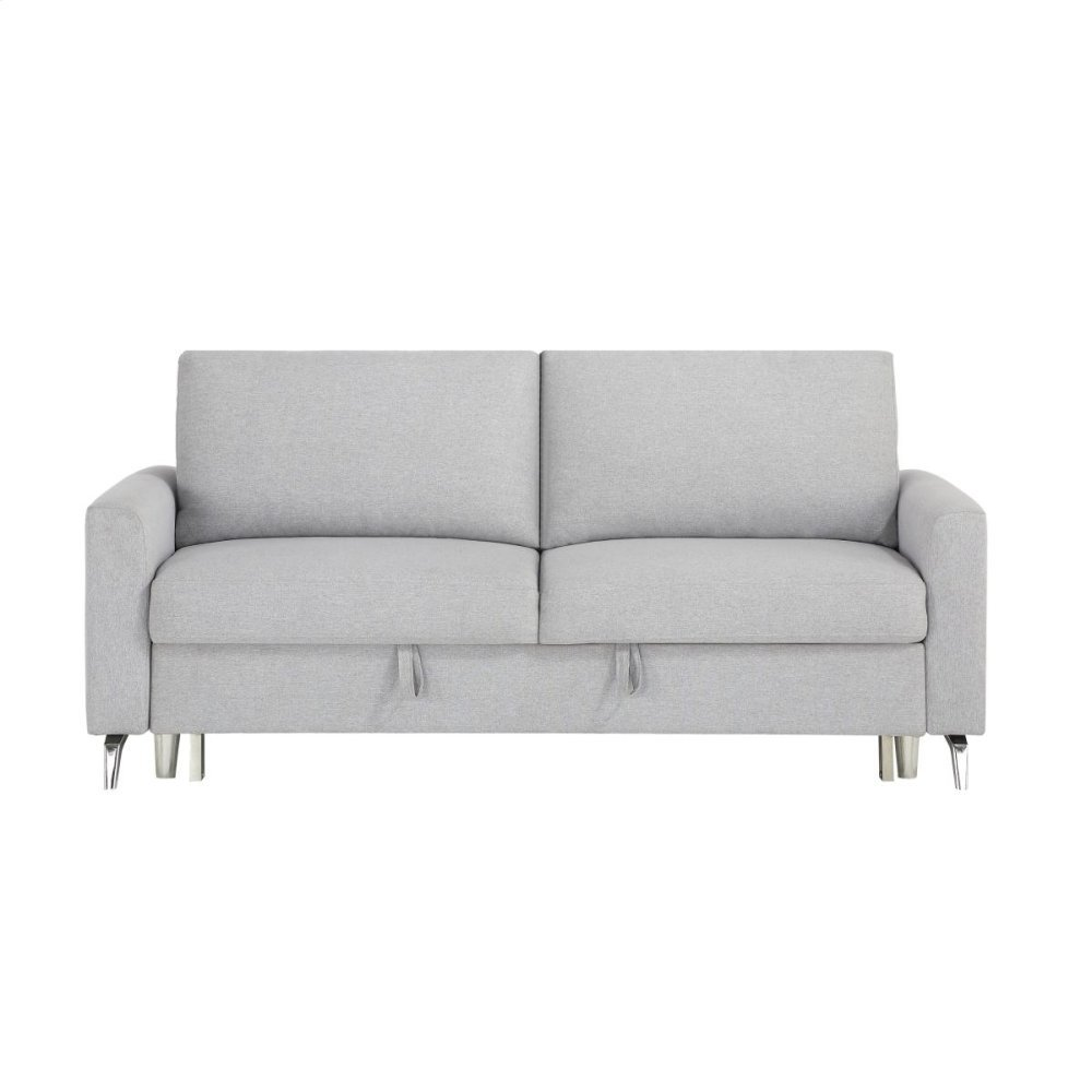 Sofa with Pull-out Bed and Click-Clack Back