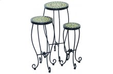 Shannon Round Plant Stands
