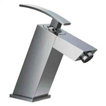 AB1628 Brushed Nickel Single Lever Bathroom Faucet