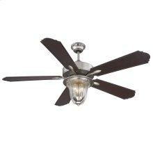 """Trudy 52"""" 5 Blade Ceiling Fan"""