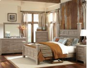 Panel Headboard, 6/6 Product Image
