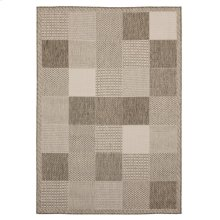 Augusta Collection Brown Rugs