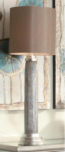 "Casablanca Buffet Lamp 39.5""Ht"