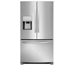 Frigidaire 21.7 Cu. Ft. French Door Counter-Depth Refrigerator