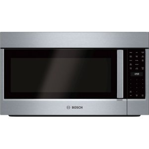 Bosch BenchmarkBENCHMARK SERIESBenchmark® built-in microwave 30'' Stainless steel