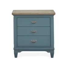 Drawer NS (no touch lighting control)-DT w/Driftwood