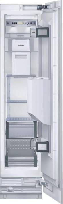 Freedom® Collection 18 inch Built-in Freezer Column with Exterior Ice and Water Dispenser Model T18ID80NRP