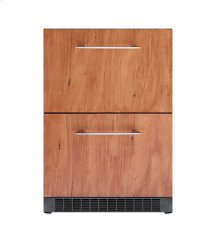 "24"" Custom Panel Refrigerated Drawer - DFRD (Custom Panel model)"