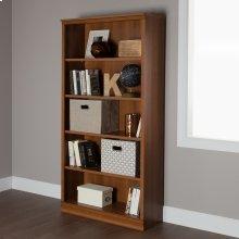 5-Shelf Bookcase - Morgan Cherry