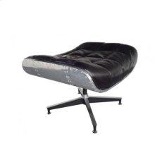 Vintage Leather footstool