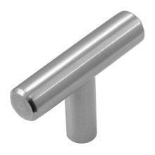 1-7/8 In. Contemporary Bar Pull - Stainless Steel / regular