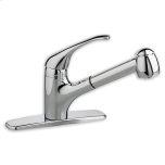 American StandardPolished Chrome Reliant + Pullout Faucet