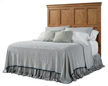 Bench Door Panel Queen Headboard