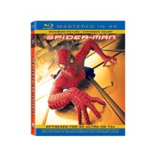 Spider-Man (4K-Mastered) - Blu-ray