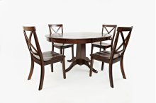 Everyday Classics Round To Oval Dining Table