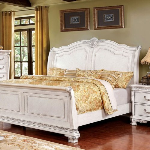 California King-Size Isidora Bed