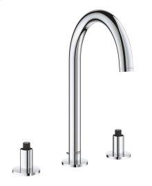 """Atrio 8"""" Widespread Two-Handle Bathroom Faucet M-Size"""