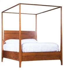 Garrett Storage Bed - Double