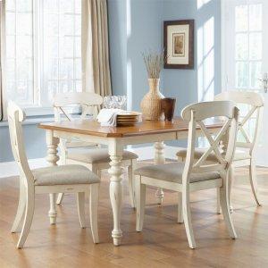 Liberty Furniture IndustriesOpt 5 Piece Rectangular Table Set