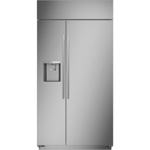 "MonogramMonogram 42"" Smart Built-In Side-by-Side Refrigerator with Dispenser - AVAILABLE EARLY 2020"