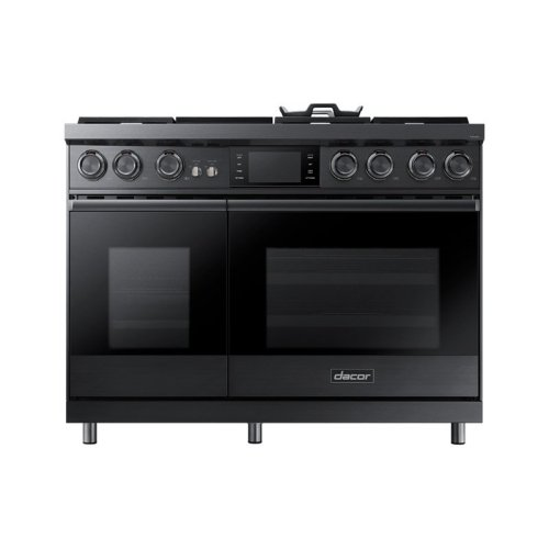 "48"" Pro Dual-Fuel Steam Range, Silver Stainless Steel, Natural Gas"