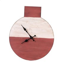 Bobber Clock
