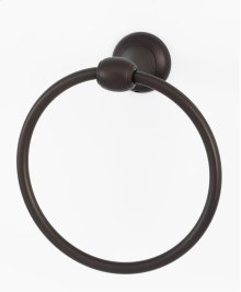 Royale Towel Ring A6640 - Chocolate Bronze