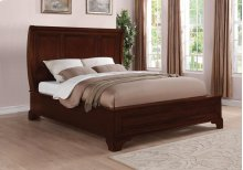 Downton Queen Sleigh Bed