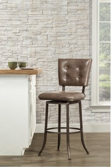 Hillbrook Commercial Grade Swivel Stool