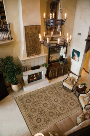 Versailles Palace Vp50 Moc Rectangle Rug 3'6'' X 5'6''