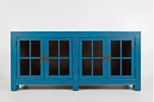 Aquitaine Accent Cabinet - Azure