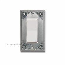 Craftsman Single Rocker Switch Plate