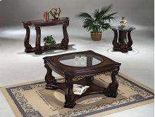 Madison Wood End Table