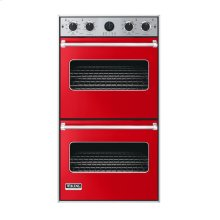 "Racing Red 27"" Double Electric Premiere Oven - VEDO (27"" Double Electric Premiere Oven)"