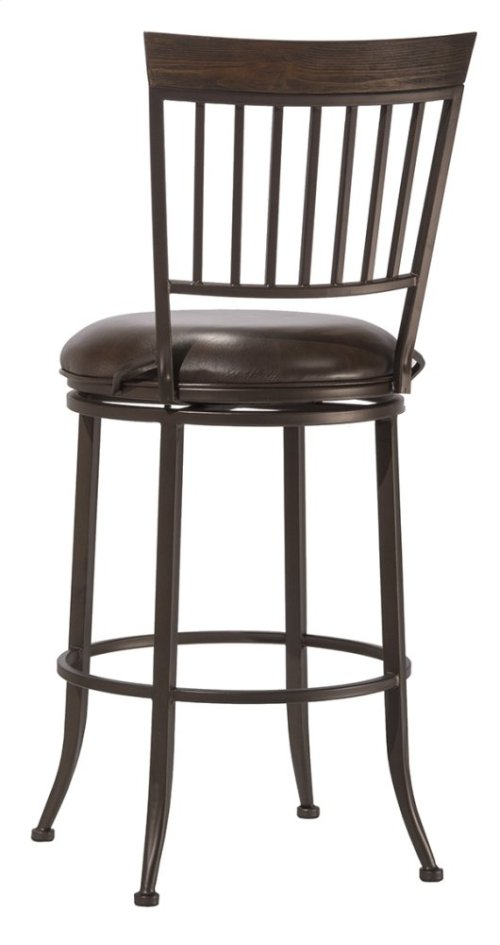 Hawkins Commercial Swivel Counter Stool