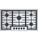 36' Gas Cooktop 500 Series - Stainless Steel