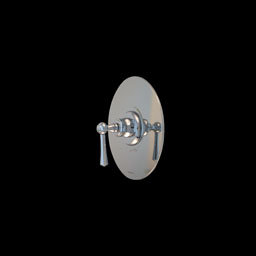Grand Petite Traditional Pressure Balance Shower V