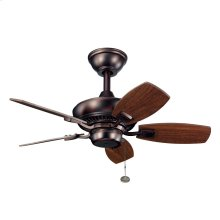 "Canfield 30"" Collection 30 Inch Canfield Fan"