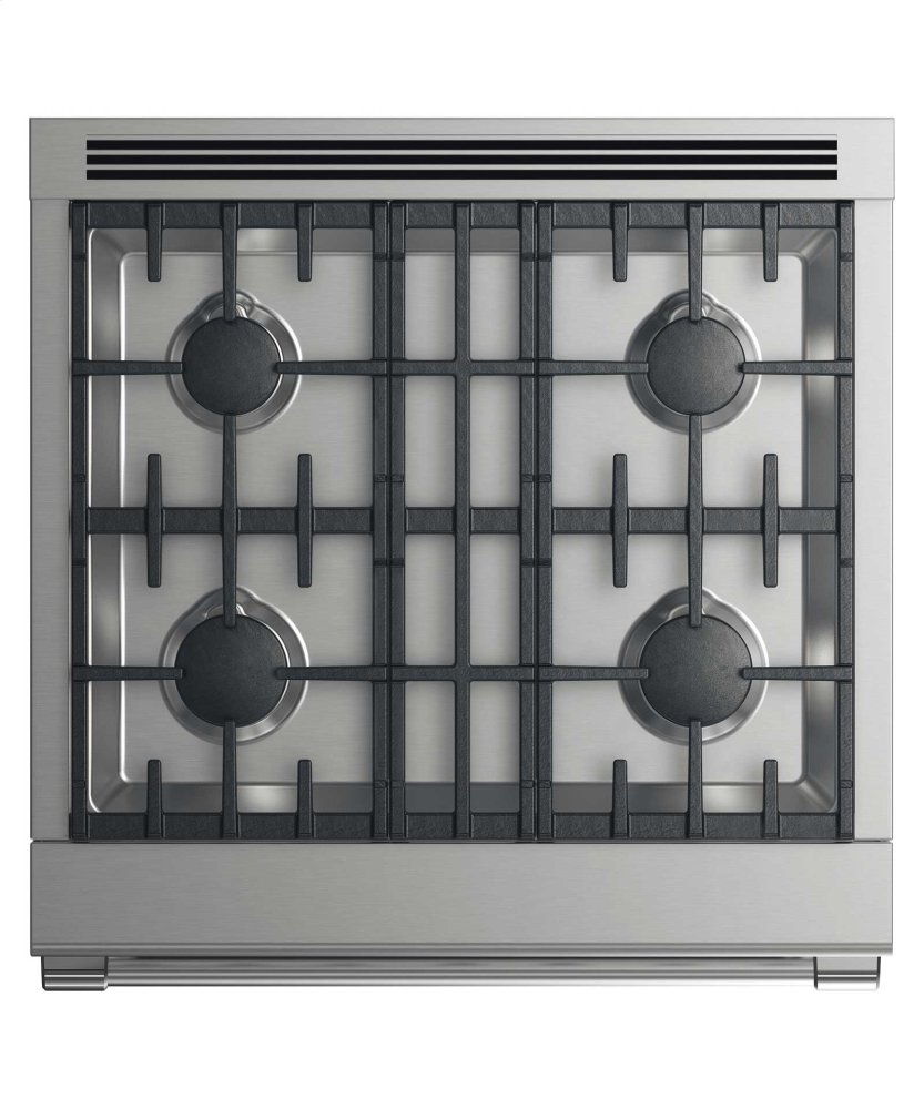 30 gas range ge monogram 30 rgv2304n by dcs